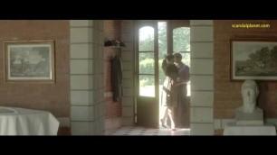 Gemma Arterton Erect Nipples in Gemma Bovery Movie ScandalPlanetCom
