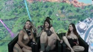 Dread Hot e Emme White - Cena 7